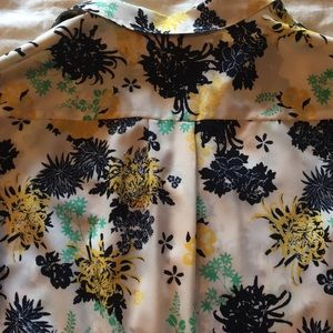 Charter Club Tops - Floral blouse